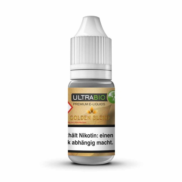 UltraBio Golden Blend 3mg 10ml