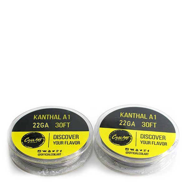 Coil Art Kanthal A1 22GA 30FT (10 m)