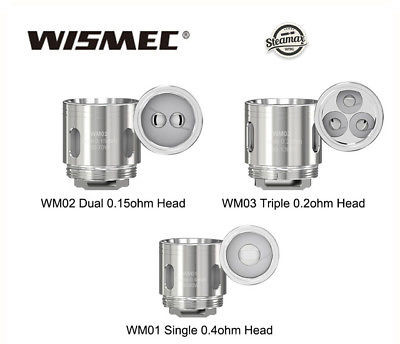 WM01Single Coil 0,4 Ohm (5 St.)