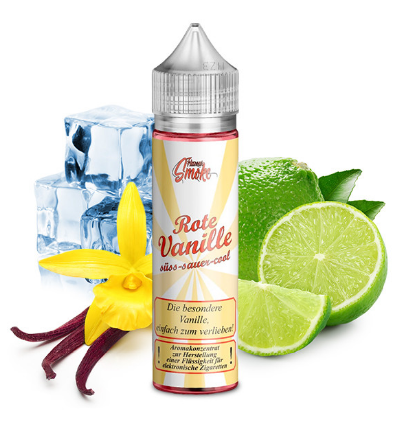 Flavour Smoke Rote Vanille 20ml Aroma Longfill