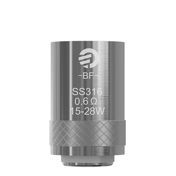 BF SS316 Coil 0,6 Ohm (5 St.)