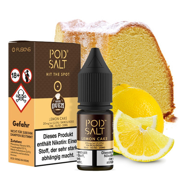 Pod Salt Vapers Oven 20 mg