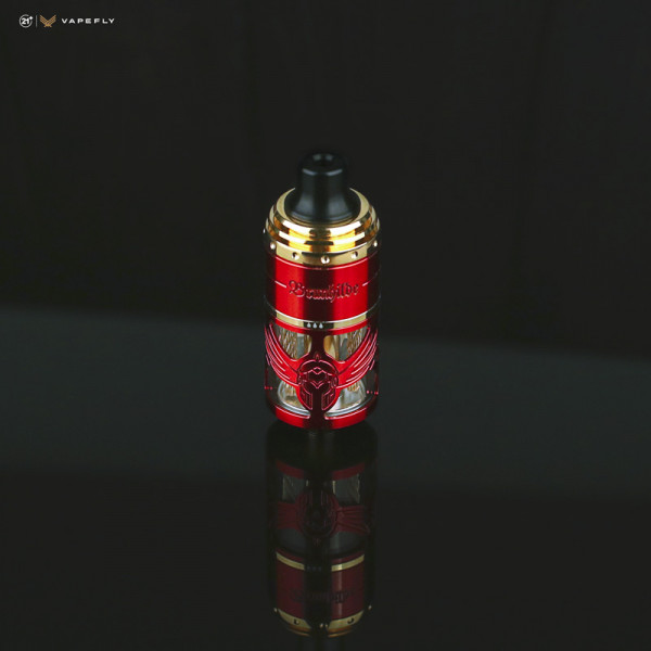 Brunhilde MTL RTA Limited Edition Gold-Rot