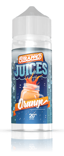 Strapped Juices Orange 20ml Aroma Longfille