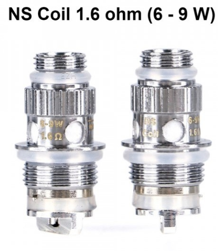 GeekVape NS Coil 1,6 Ohm 5er Pack