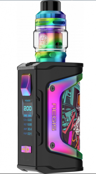 Geekvape Aegis Legend/ Z Sub Kit Fantasy Rainbow