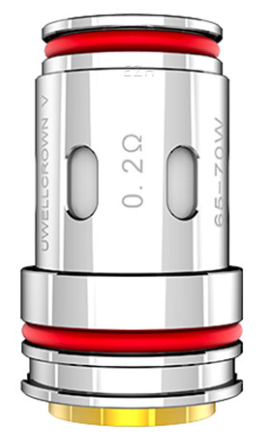 Uwell Crown 5 Meshed-H Coil 0,20 Ohm (4 St.)