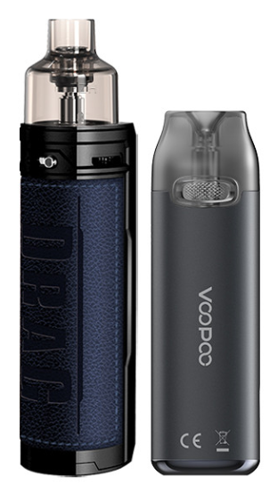 Voopoo Drag X und Vmate Pod Kit Limited Edition Galaxy-Blue
