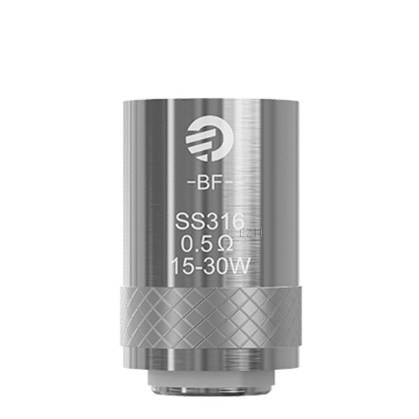 BF SS316 Coil 0,5 Ohm (5 St.)