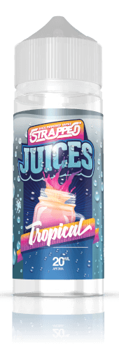Strapped Juices Tropical 20ml Aroma Longfille