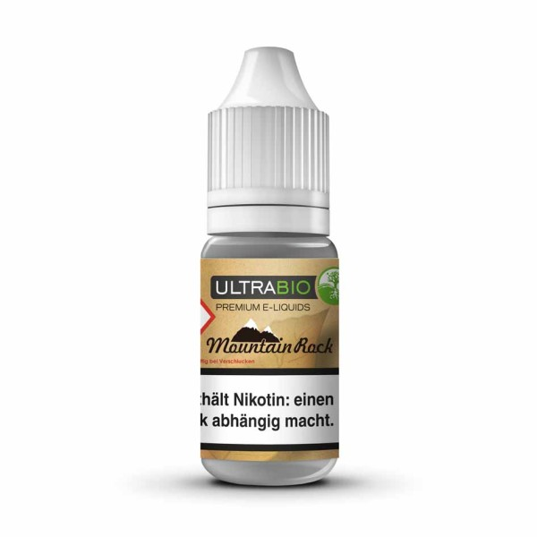 UltraBio Mountain Rock 3mg 10ml