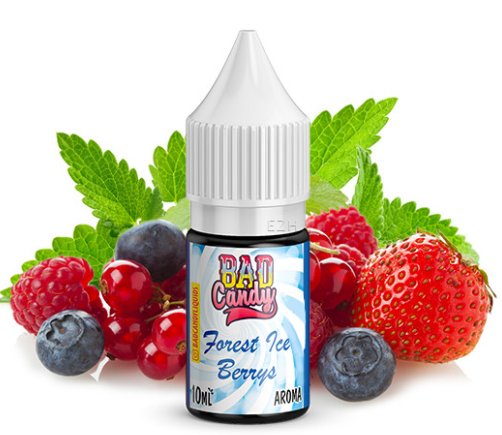 Bad Candy Forest Ice Berrys 10ml Aroma