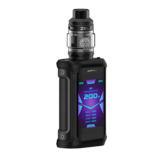 Geekvape Aegis X / Z Sub Kit stealth-black