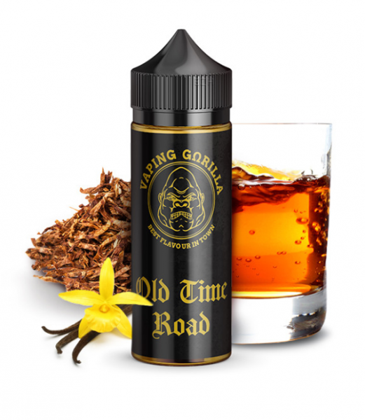 Vaping Gorilla Old Time Road Longfill