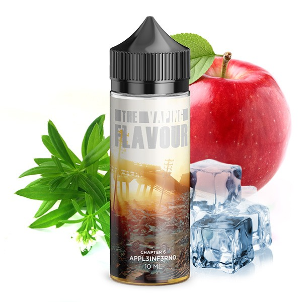 The Vaping Flavour APPL3INF3RNO