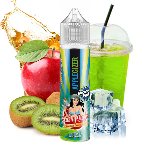 Slushy Queen Applegizer sucralosefrei