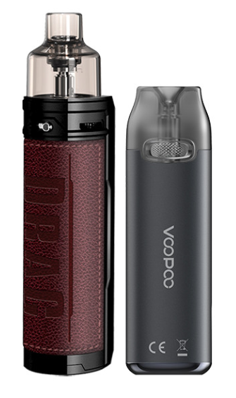 Voopoo Drag X und Vmate Pod Kit Limited Edition Marsala