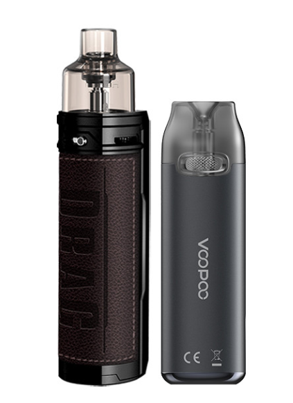 Voopoo Drag X und Vmate Pod Kit Limited Edition chestnut