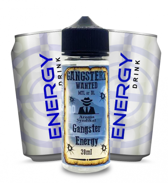 Gangsterz Gangster Energy Aroma 30ml Longfill