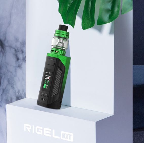 SMOK Rigel Kit green