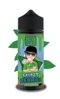 Tony Vapes Mint Berries 30ml Longfille
