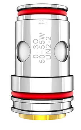 Uwell Crown 5 Meshed-H Coil 0,3 Ohm (4 St.)